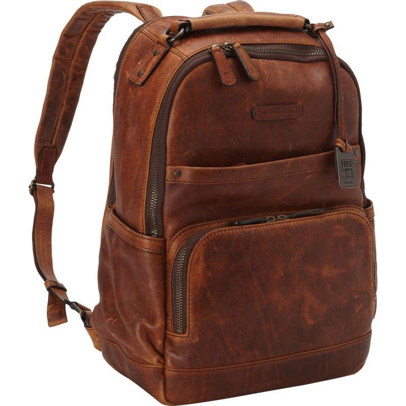 フライ メンズ バックパック・リュックサック バッグ Logan Backpack Cognac