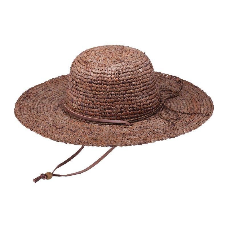 ピーターグリム メンズ 帽子 アクセサリー Ginko Sun Hat One Size - Brown