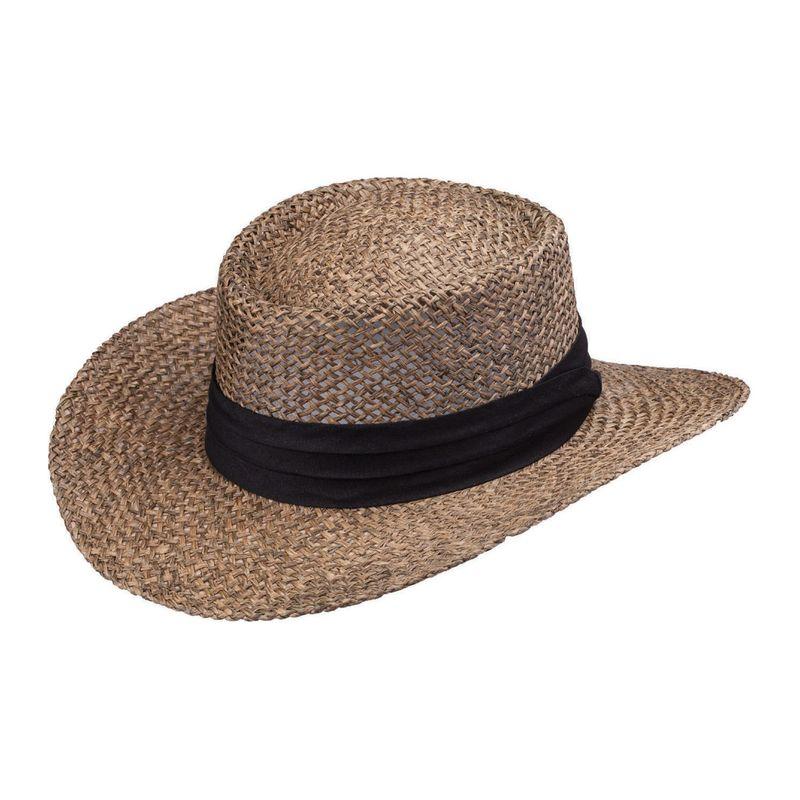 ピーターグリム メンズ 帽子 アクセサリー Howel Sun Hat One Size - Natural