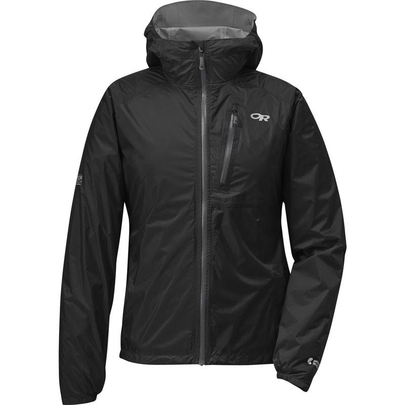 アウトドアリサーチ レディース ジャケット・ブルゾン アウター Women's Helium II Jacket XS - Black/Charcoal