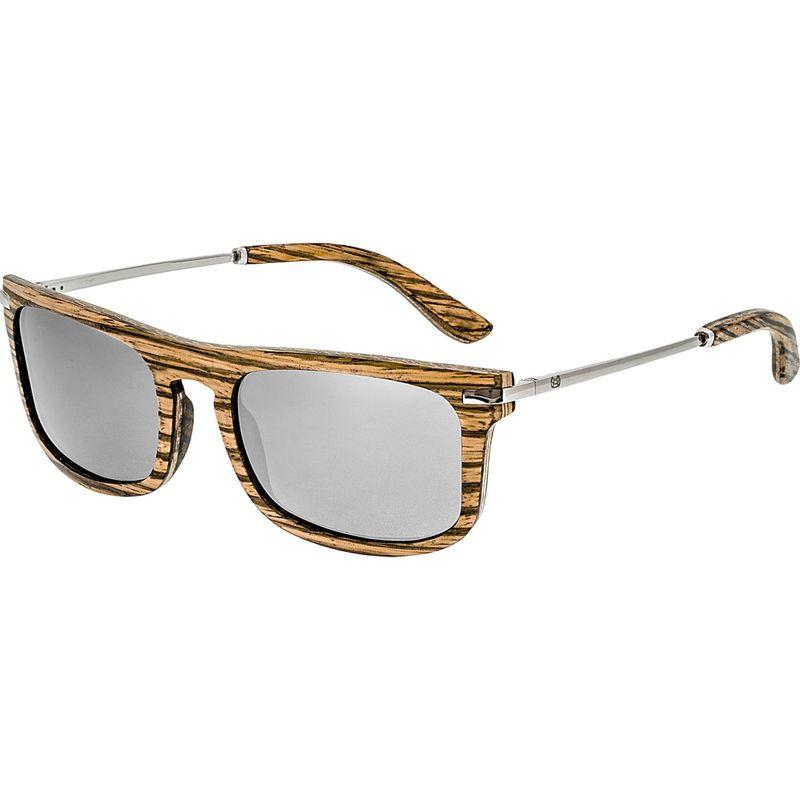 アースウッド メンズ サングラス・アイウェア アクセサリー Queensland Wood Sunglasses Beige