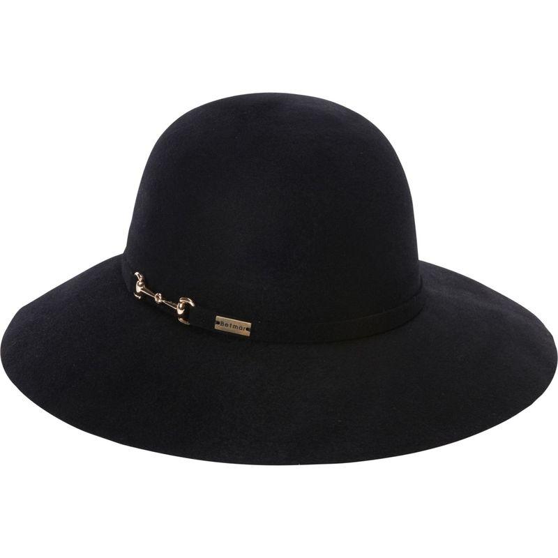 ベトマール メンズ 帽子 アクセサリー Hannah Hat M/L - Black