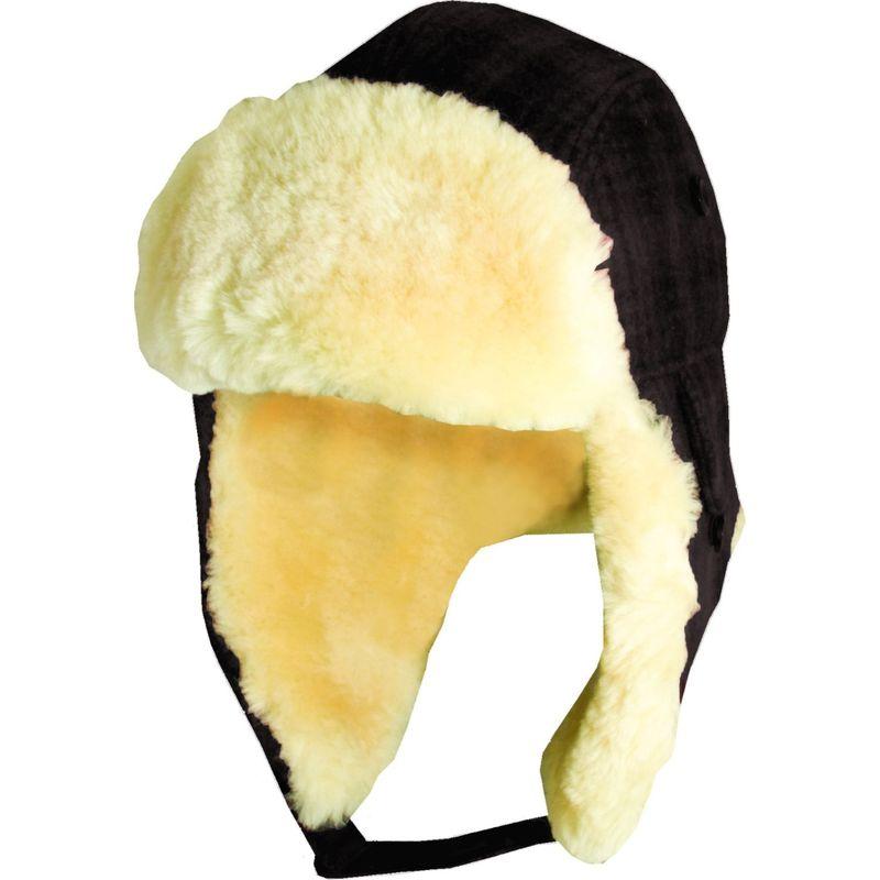 ウール リッチ メンズ 帽子 アクセサリー Heritage Plaid Aviator Hat XL - Brown