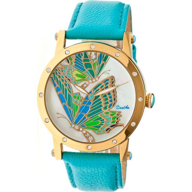 ベルサ メンズ 腕時計 アクセサリー Isabella Watch Turquoise/Multicolor