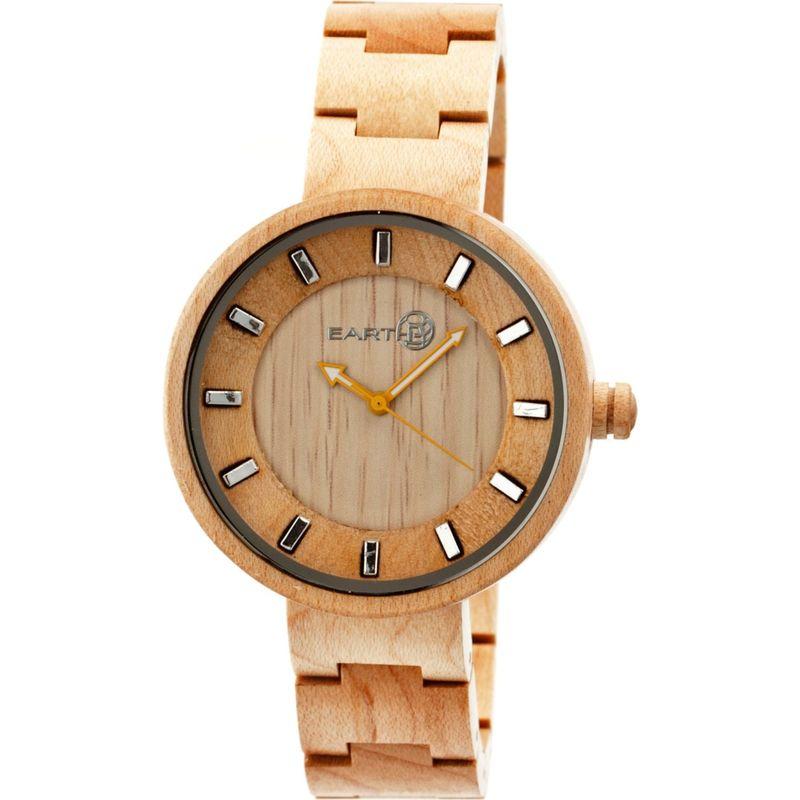 アースウッド メンズ 腕時計 アクセサリー Root Watch Khaki/Tan