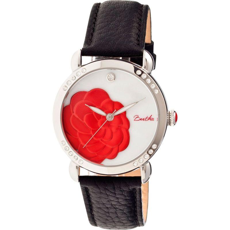 ベルサ メンズ 腕時計 アクセサリー Daphne Watch Black/Red