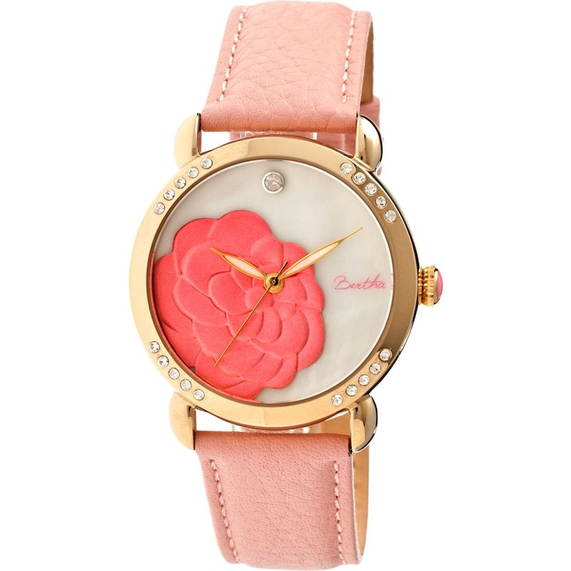 ベルサ メンズ 腕時計 アクセサリー Daphne Watch Pink