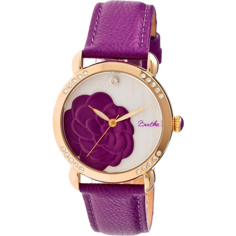 ベルサ メンズ 腕時計 アクセサリー Daphne Watch Purple
