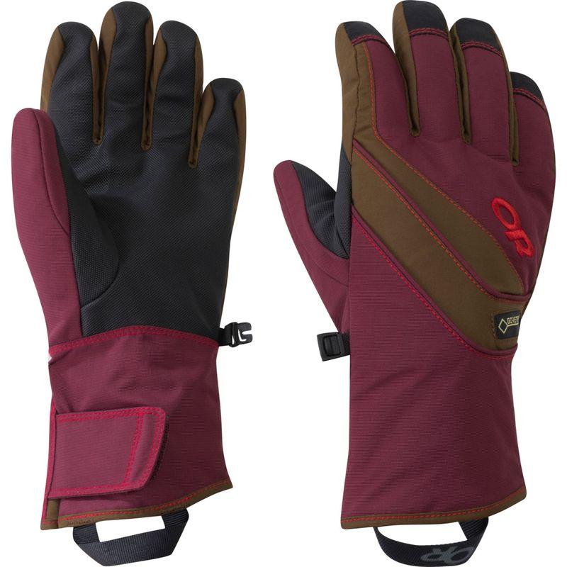 アウトドアリサーチ レディース 手袋 アクセサリー Centurion Gloves Womens L - Black