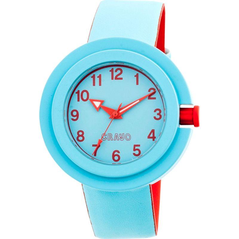 クラヨ メンズ 腕時計 アクセサリー Equinox Ladies Watch Cerulean