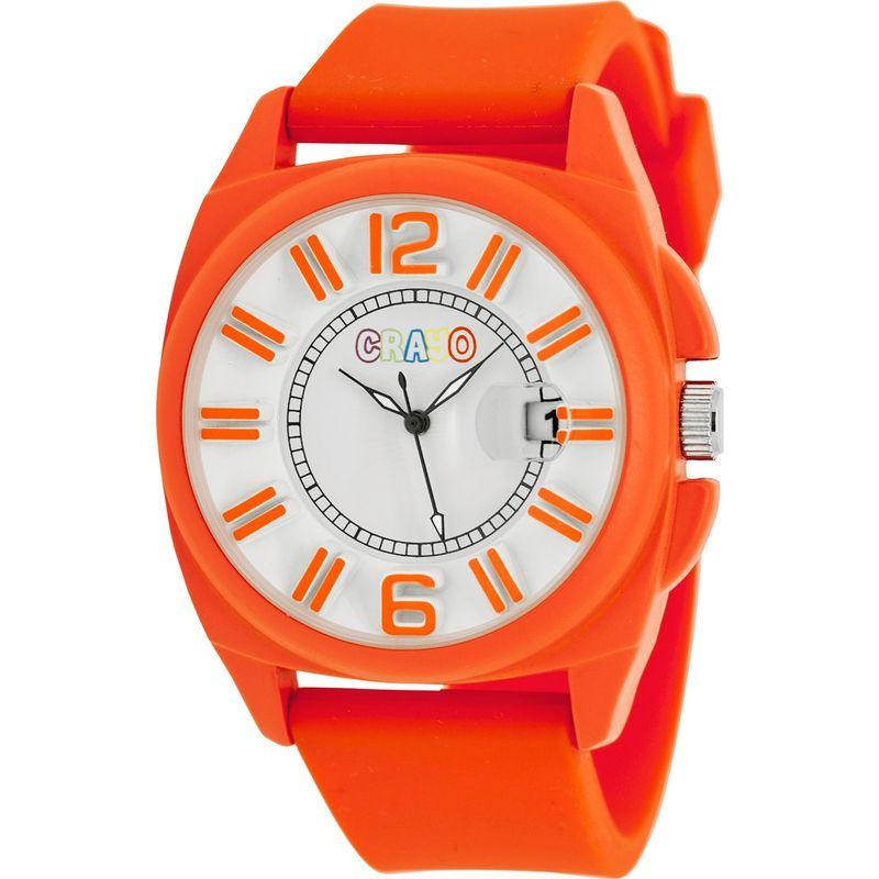 クラヨ メンズ 腕時計 アクセサリー Sunset Unisex Watch Orange