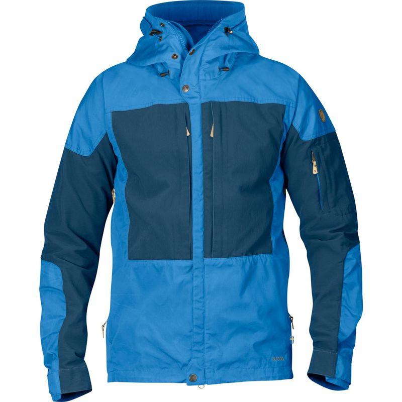 フェールラーベン メンズ ジャケット・ブルゾン アウター Keb Jacket S - UN Blue