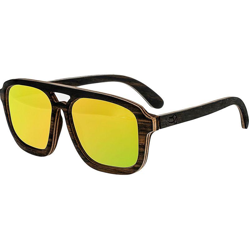 アースウッド メンズ サングラス・アイウェア アクセサリー Playa Wood Sunglasses Brown