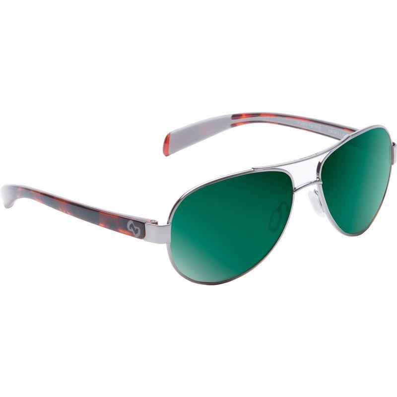 ネイティブアイウェア メンズ サングラス・アイウェア アクセサリー Haskill Sunglasses Chrome/Maple Tort with Polarized Brown