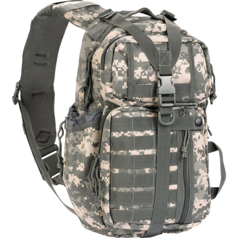 レッドロックアウトドアギア メンズ ショルダーバッグ バッグ Rambler Sling Pack ACU Camouflage