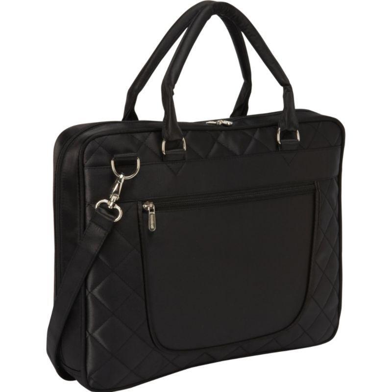 ベリノ メンズ スーツケース バッグ Ladies Executive Compucase Black