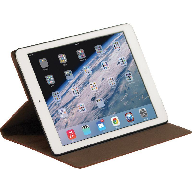 モバイルエッジ メンズ PC・モバイルギア アクセサリー Deluxe SlimFit iPad Air Case/Stand - 10 Brown