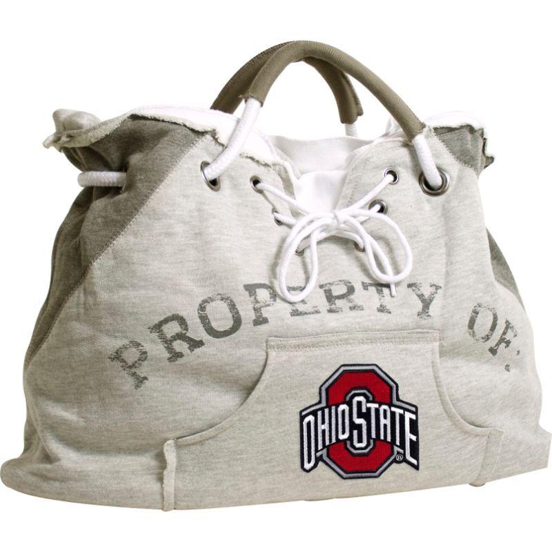 リトルアース メンズ トートバッグ バッグ Hoodie Tote - Big Ten Teams Ohio State University