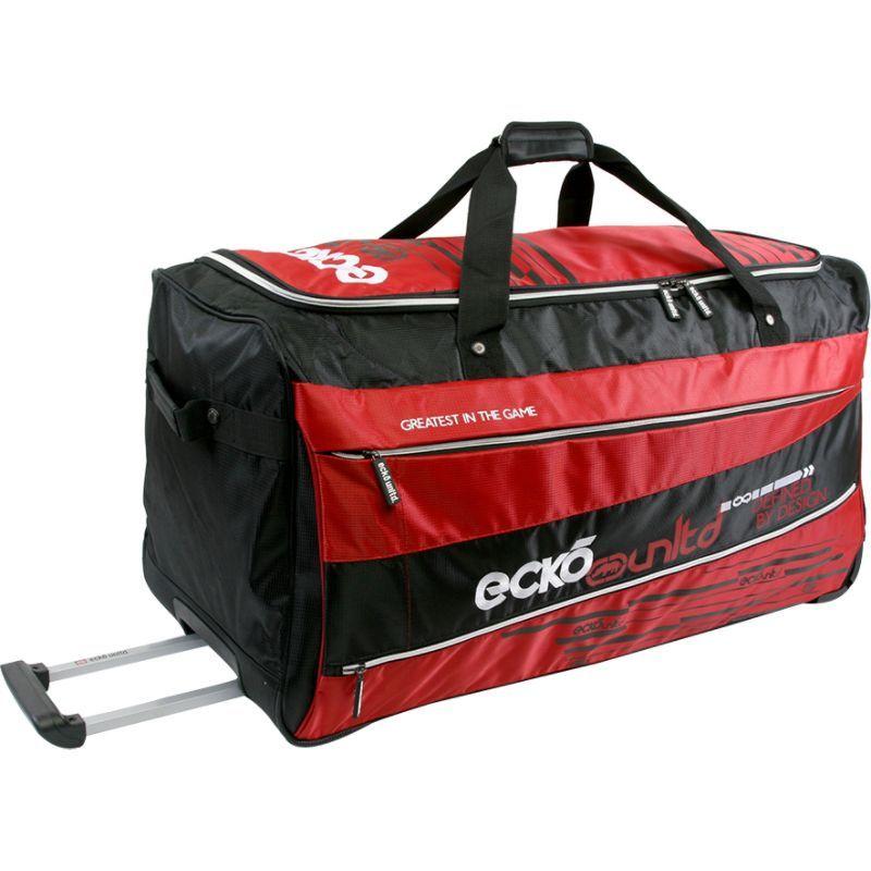 エコー メンズ スーツケース バッグ Traction Large Rolling Duffel Red