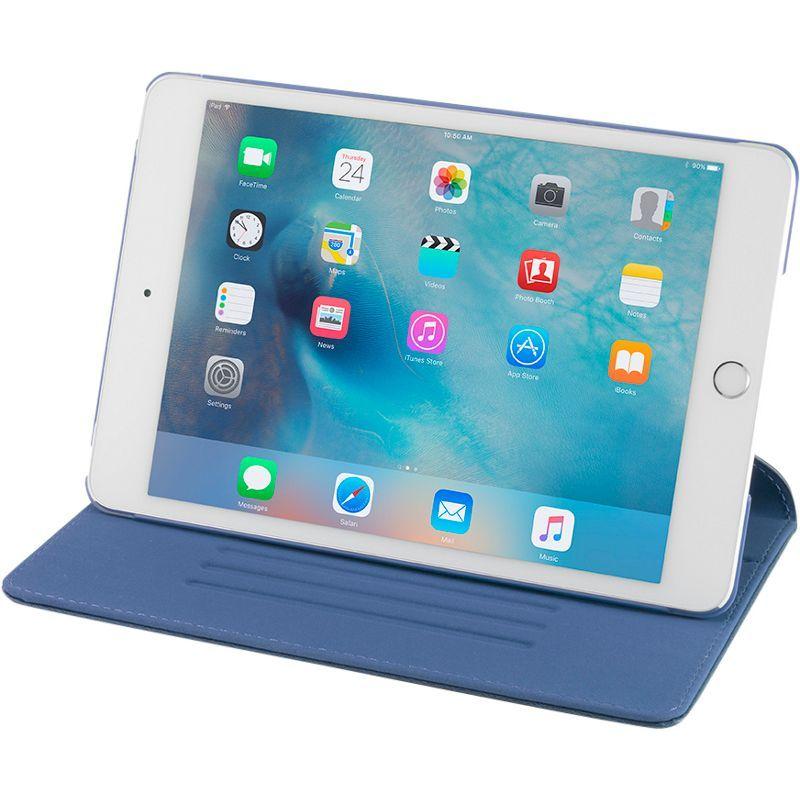 デバイスウェア メンズ PC・モバイルギア アクセサリー Ridge iPad Mini 4 Case: Slim Blue
