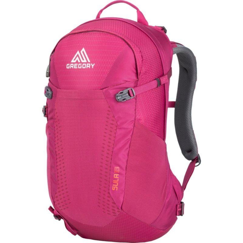 グレゴリー メンズ バックパック・リュックサック バッグ Sula 18 Backpack Plum Red