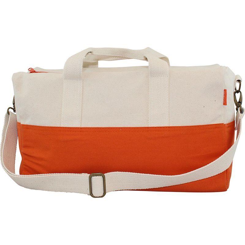 シービーステーション メンズ スーツケース バッグ Color Block Duffel Orange