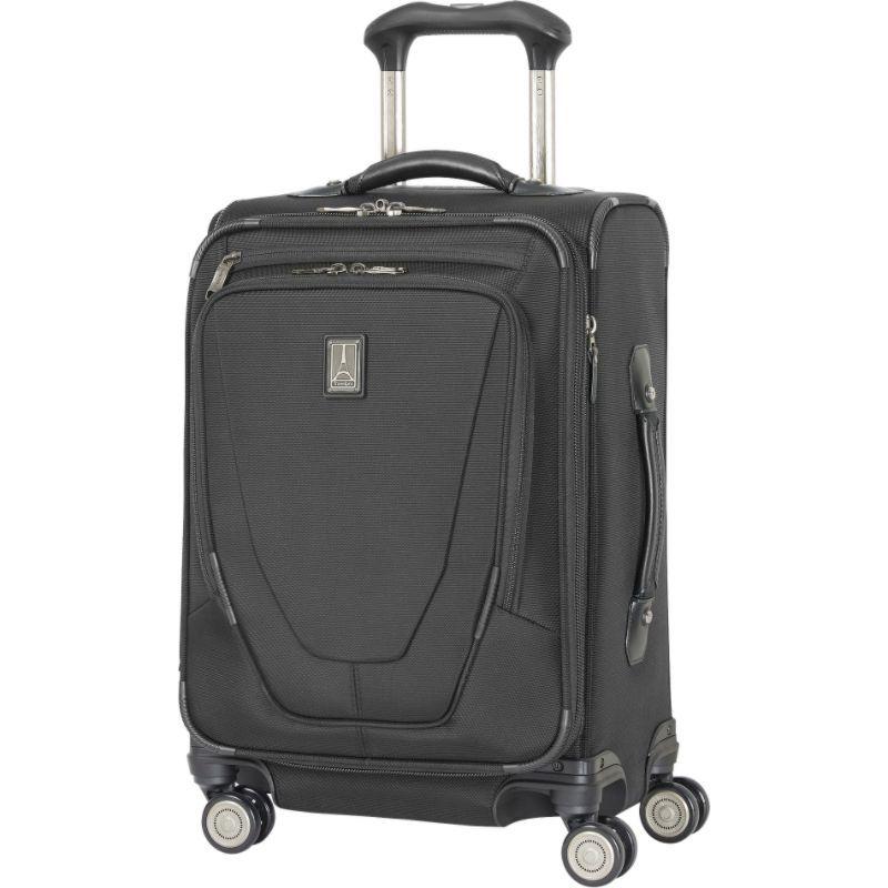 トラベルプロ メンズ スーツケース バッグ Crew 11 International Carry-On Spinner Black