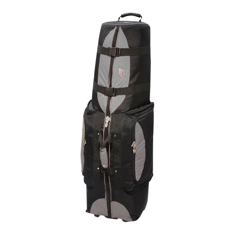 アンデア メンズ ボストンバッグ バッグ Regiment Softside Wheeled Golf Set Travel Cover Grey/ Black