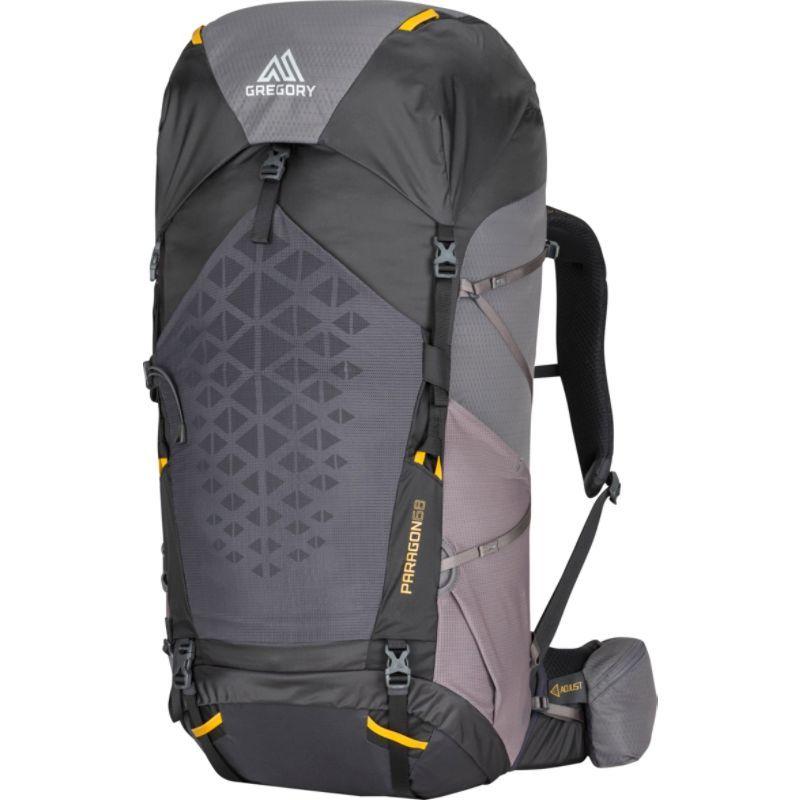 グレゴリー メンズ バックパック・リュックサック バッグ Paragon 68 Hiking Backpack Sunset Grey - Medium/Large