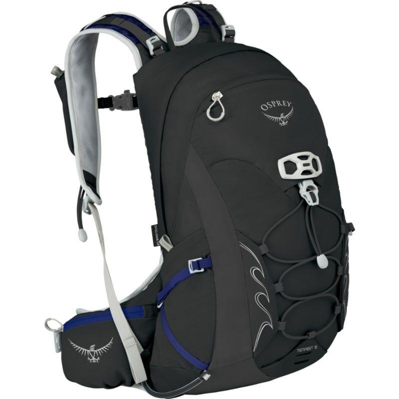 オスプレー レディース バックパック・リュックサック バッグ Womens Tempest 9 Hiking Pack Black WS/M