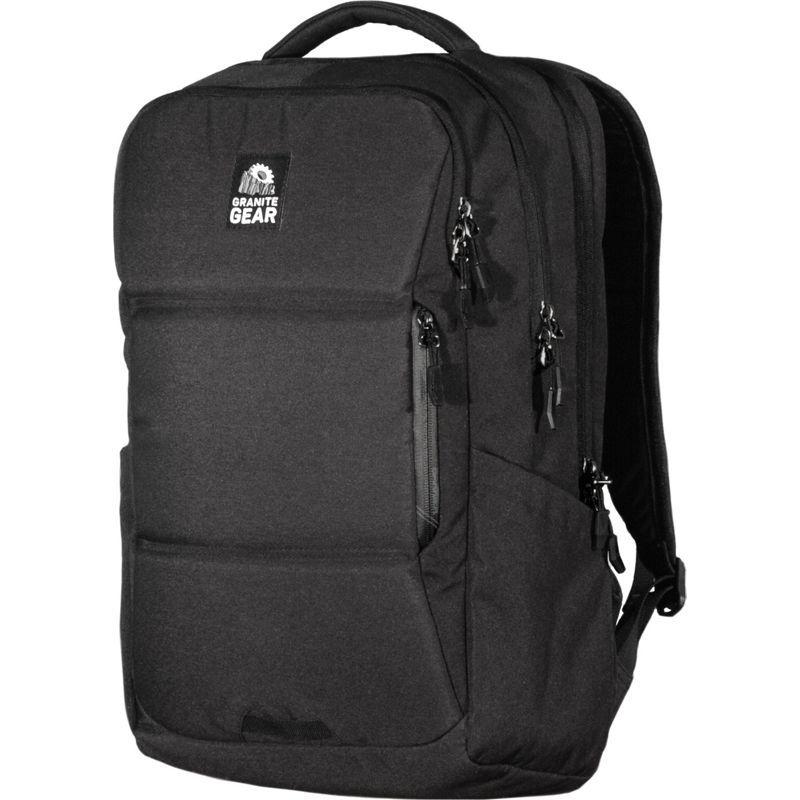 グラナイトギア メンズ スーツケース バッグ Bourbonite Backpack Black