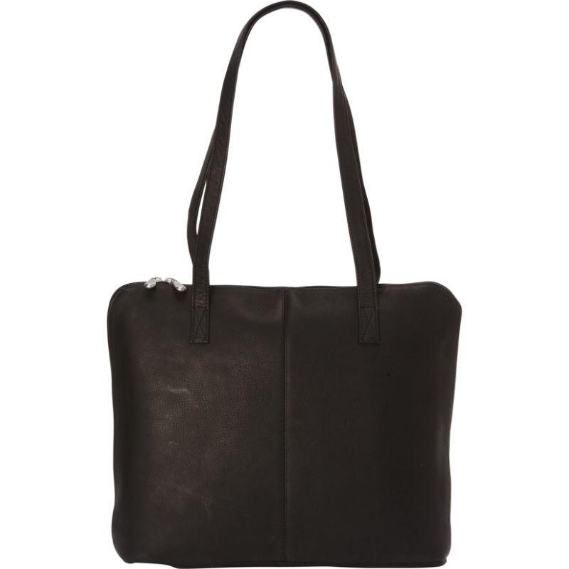 ルドネレザー メンズ スーツケース バッグ Moderno Business Tote Black