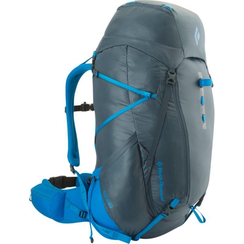 ブラックダイヤモンド メンズ バックパック・リュックサック バッグ Element 60 Hiking Pack Moroccan Blue - Large
