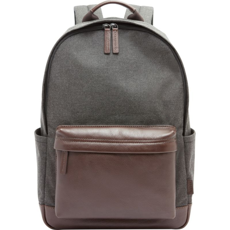 フォッシル メンズ スーツケース バッグ Buckner Laptop Backpack Black