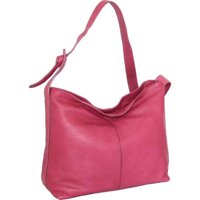 ニノボッシ メンズ ショルダーバッグ バッグ Gwynn Shoulder Bag Fuchsia