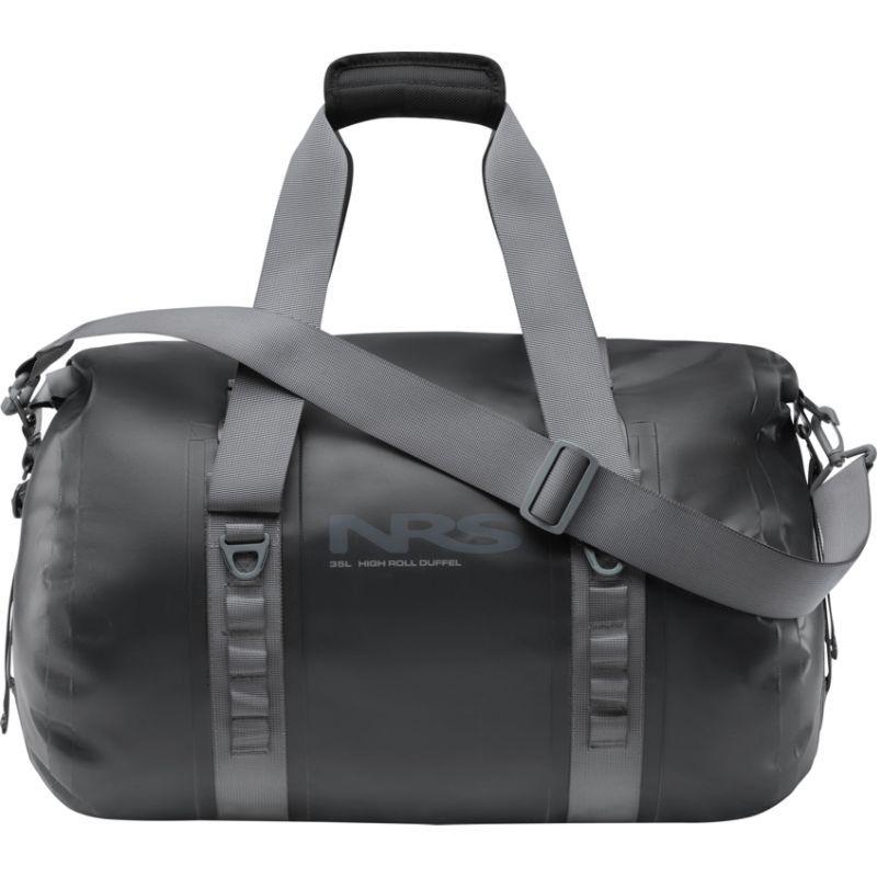 エヌアールエス メンズ ボストンバッグ バッグ High Roll 35L Duffel Dry Bag Flint