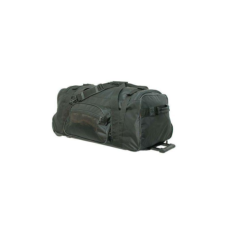 ネットパック メンズ スーツケース バッグ Fat Boy Sports 35 Wheeled Duffel - XLarge Black