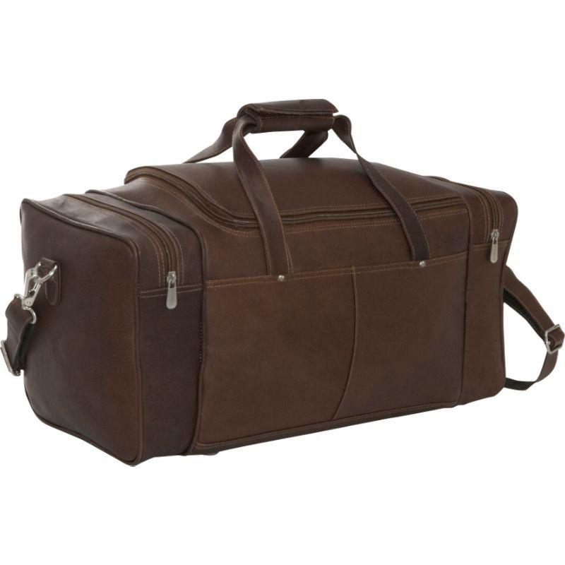 ピエール メンズ スーツケース バッグ Small 17 Duffel Bag Chocolate