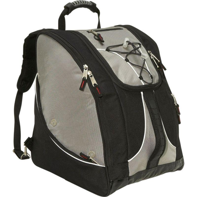 アサロン メンズ ボストンバッグ バッグ Everything Boot Pack Silver w/ Black
