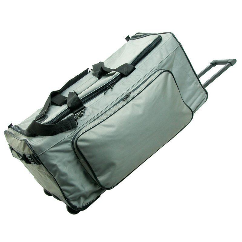ネットパック メンズ スーツケース バッグ Big P 25 Wheeled Duffel Grey