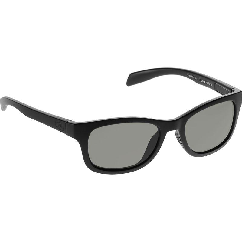 ネイティブアイウェア メンズ サングラス・アイウェア アクセサリー Highline Sunglasses Matte Black with Polarized Gray