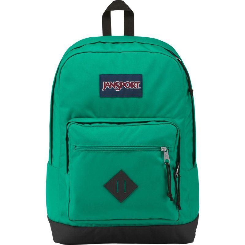 ジャンスポーツ メンズ バックパック・リュックサック バッグ City Scout Laptop Backpack Varsity Green