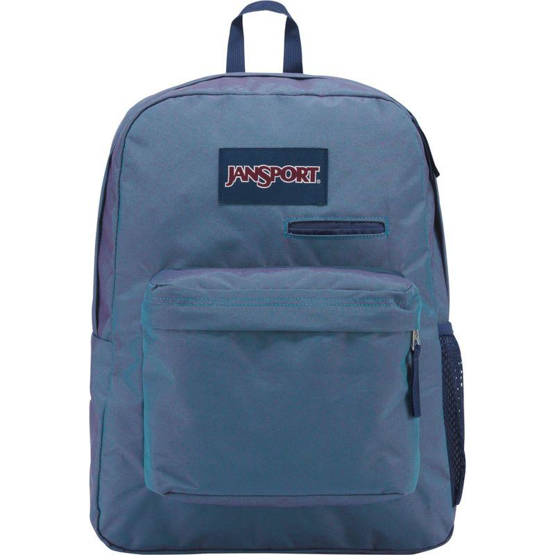 ジャンスポーツ メンズ バックパック・リュックサック バッグ Digibreak Laptop Backpack Blue Jay Yarn Dye
