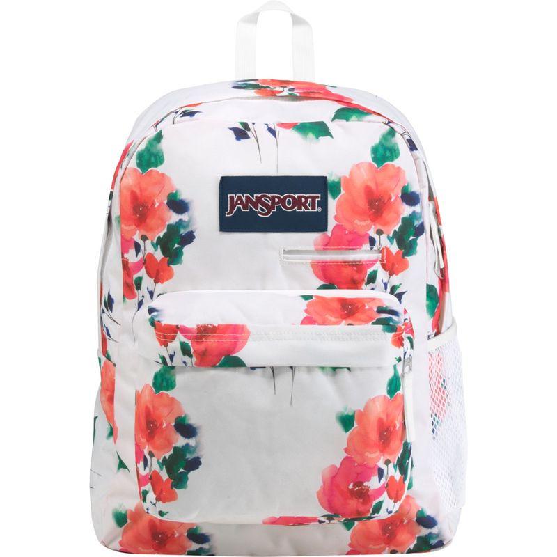 ジャンスポーツ メンズ バックパック・リュックサック バッグ Digibreak Laptop Backpack Watercolor Roses