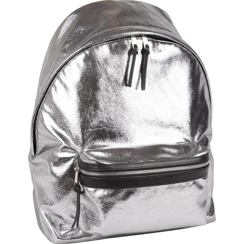 ウーメンインビジネス メンズ バックパック・リュックサック バッグ Napoli Backpack Silver