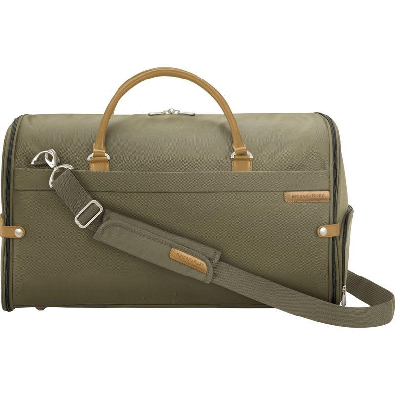 ブリグスアンドライリー メンズ スーツケース バッグ Baseline Suiter Duffle Olive