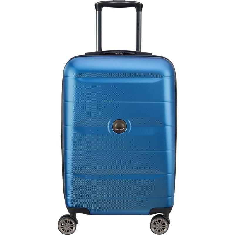 デルシー メンズ スーツケース バッグ Comete 2.0 Expandable Spinner Carry-On Steel Blue