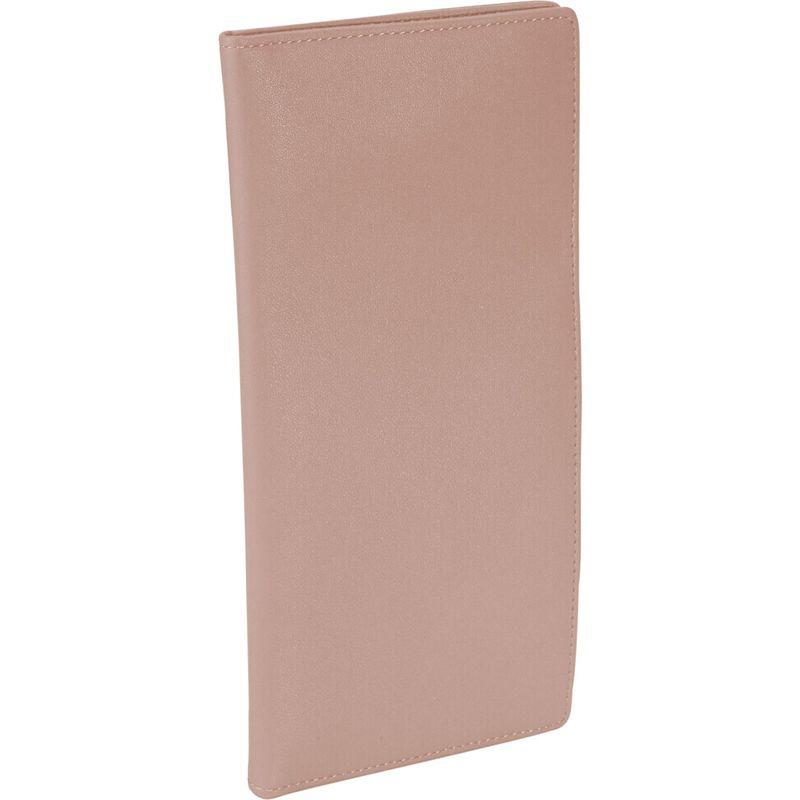 ロイスレザー メンズ 財布 アクセサリー Passport Ticket Holder Carnation Pink