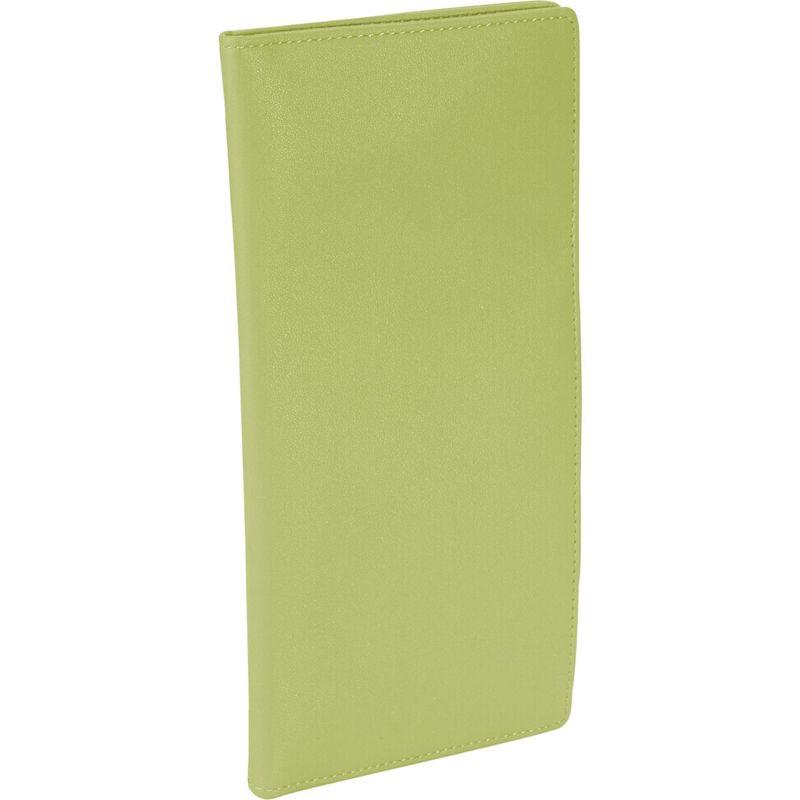 ロイスレザー メンズ 財布 アクセサリー Passport Ticket Holder Key Lime Green