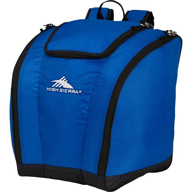 ハイシエラ メンズ ボストンバッグ バッグ Trapezoid Boot Bag Vivid Blue/Black